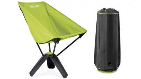 Удобный стул размером с термос