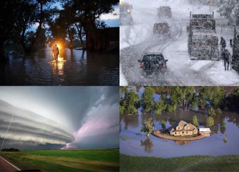 Загадки погодных изменений