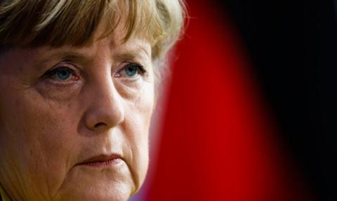 Ангела Меркель: Крым необходимо вернуть Украине