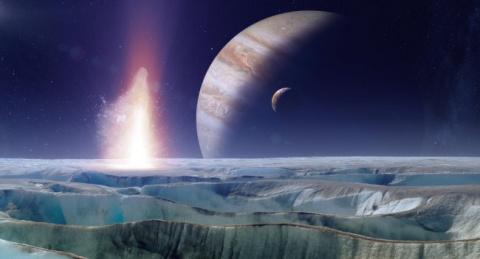 Океан спутника Юпитера приго…