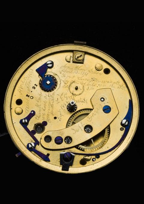 Часы Линкольна и шутки часовщиков