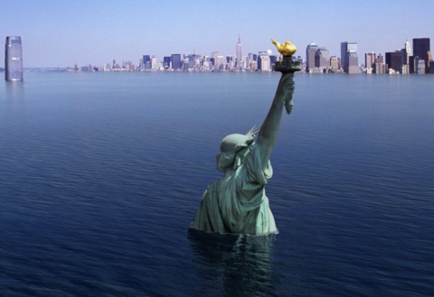Земле угрожает Всемирный потоп