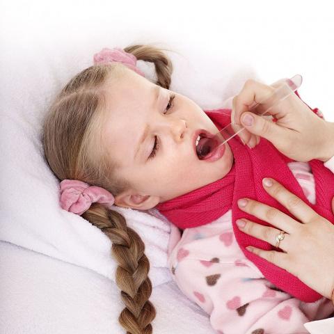 Как остановить рост аденоидов и спасти ребенка от операции