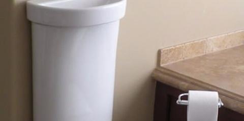 Оригинальный способ экономии воды