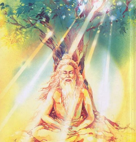 Катха Упанишада - древнеиндийская духовная книга