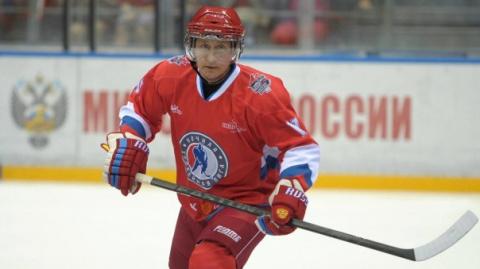 Владимир Путин – самый спортивный президент