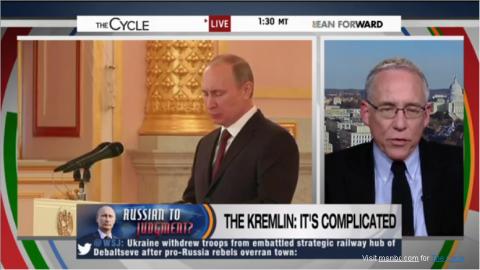 Американский писатель: Путин не восхищается Америкой, и это очень опасно