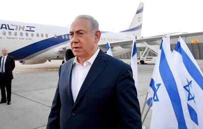 Нетаньяху осудил страны Евро…