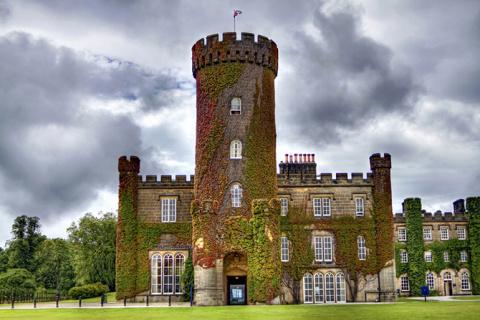 10 европейских замков-отелей