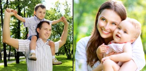 Любовь отца и любовь матери — есть ли отличие?