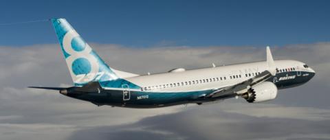 Boeing 737MAX — первый полет…