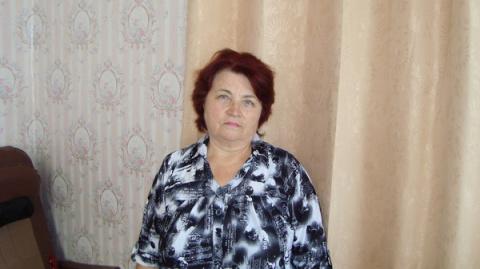 Лидия Рыкова