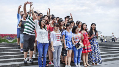 Для китайцев могут увеличить срок безвизового пребывания в России