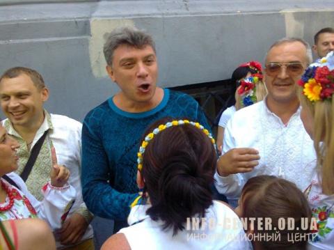 Немцов послал к психиатру се…