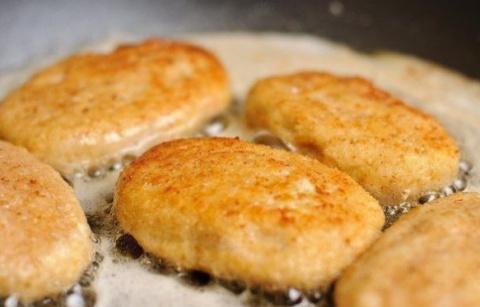 Куриные котлеты с сыром. Это…