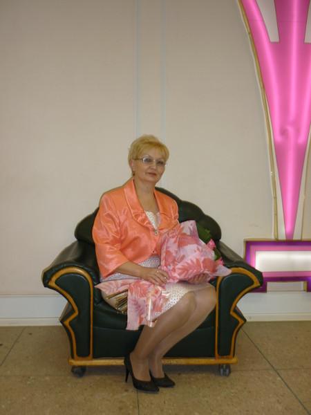 Галина Богомолова