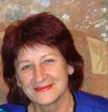 Людмила Прищепа