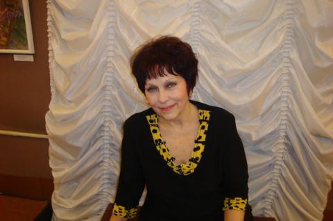 Людмила Мичурина