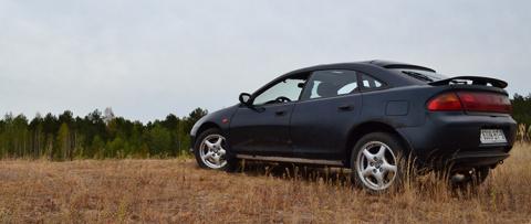 АВТОПОХВАСТУШКИ. Mazda 323f …