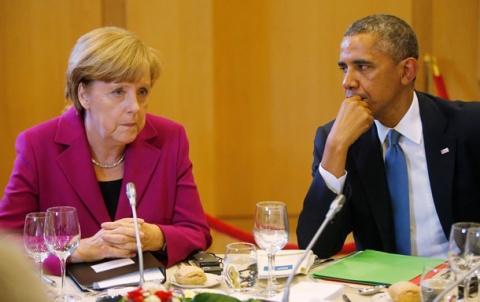 Меркель вновь перечеркнула планы Киева и Вашингтона