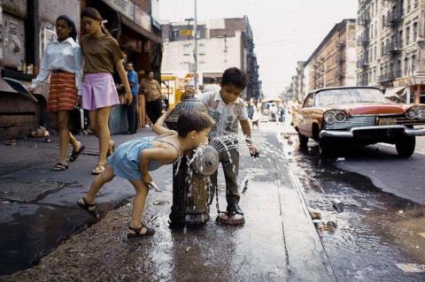 Нью-Йорк семидесятых