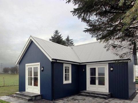 Можно ли обустроить дом на 40 кв. метрах и сделать его комфортным? А вот, убедитесь лично!