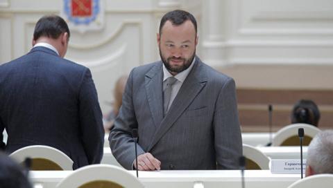 Депутат из Петербурга вызвал…