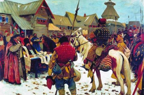 Иностранный легион русских царей