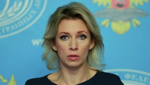 Захарова прокомментировала заявления МИД Сирии по поставкам отравляющих веществ боевикам