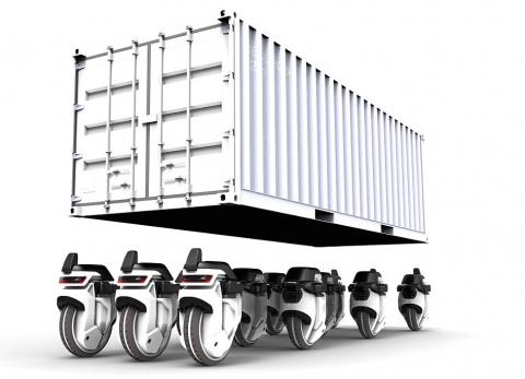 Одно колесо и роботизированная рука потеснят транспортные компании и службы доставки