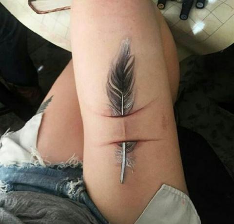 42 татуировки, которые превр…