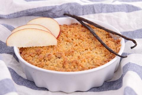 Десертный вихрь. Пироги с яблоками. Яблочный крамбль