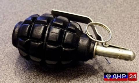 В Харькове «атошник» подорвал себя гранатой в многоэтажном доме