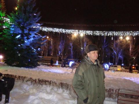 Александр Баканов