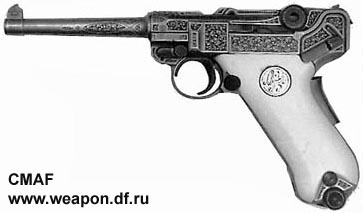 """Хочешь мира? История создания пистолета """"Парабеллум"""""""