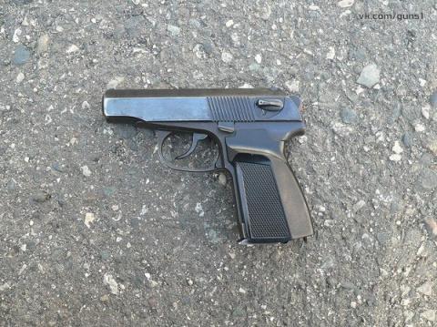 Пистолет Макарова модернизир…