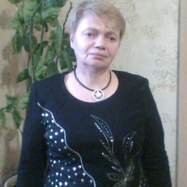 Галина Панкратова (личноефото)
