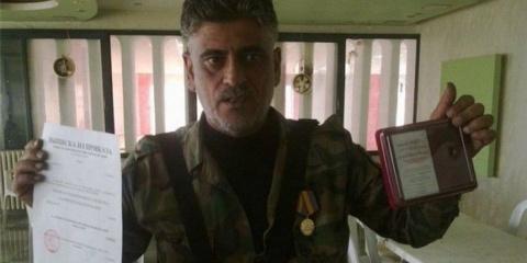 Сирийский спецназ получили р…