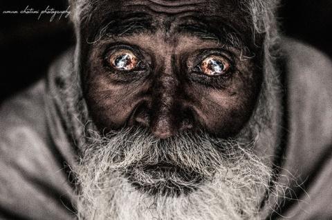 """""""Говорящие"""" портреты... Фотограф Aman Chotani"""