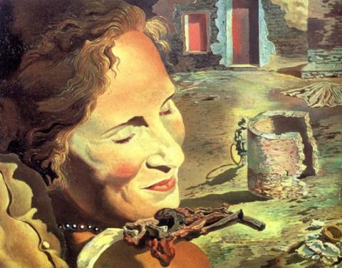 Гала Дали - одна из самых загадочных женщин ХХ века