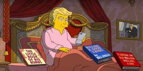 """""""Симпсоны"""" проанализировали …"""