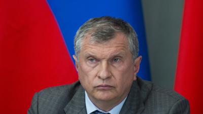 Срок полномочий Сечина на посту главы «Роснефти» продлили на пять лет