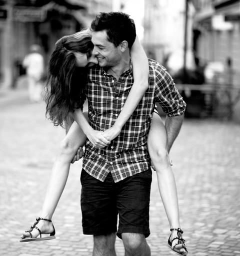Сказка для двоих: Их было двое - Он и Она, и была у них тайна...