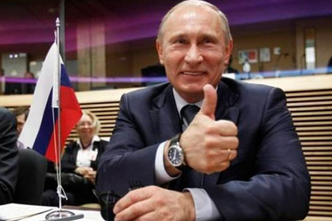 Путин невыносим...(статья во французской газете «Liberation»)