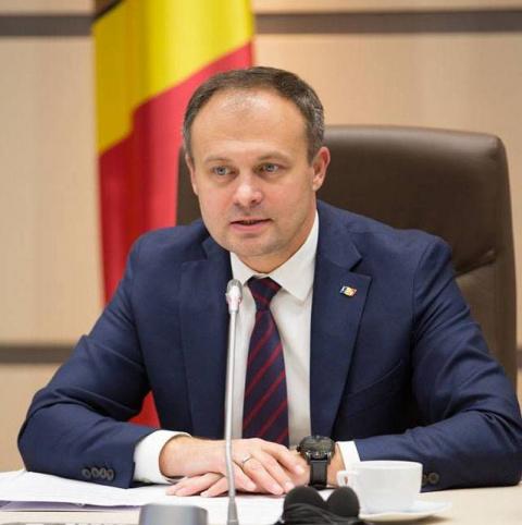 "Спикер парламента Молдовы: ""…"