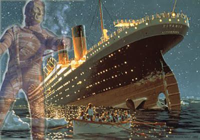 Принцесса, утопившая «Титаник»