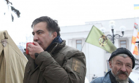 Состояние Саакашвили в больн…