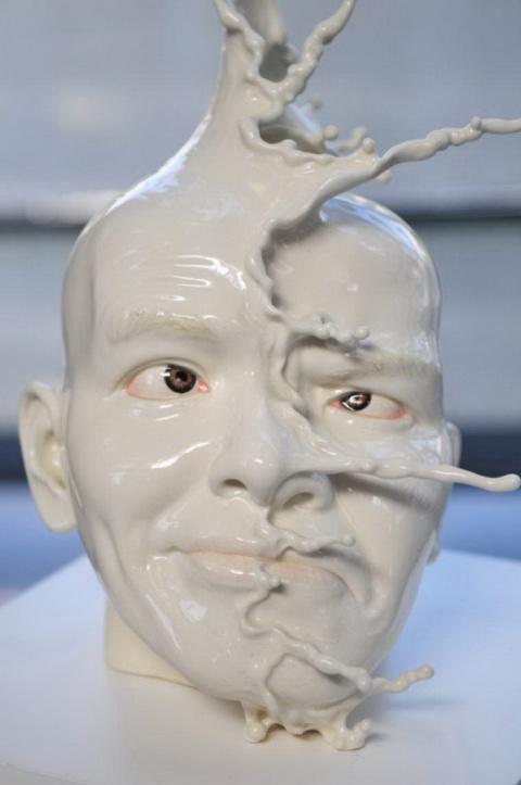 Невероятные изделия гонконгского скульптора