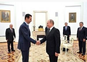 Урегулирование сирийского ко…