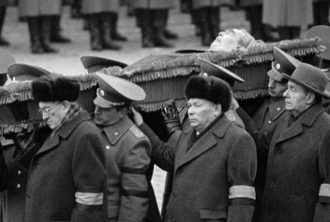 Кончина Брежнева.  Странности и разночтения